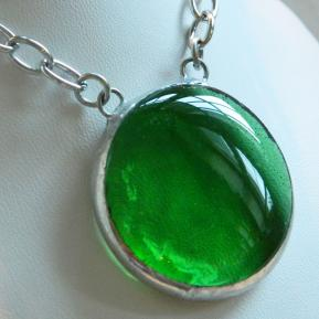 Large Jewel Necklace.7.Grassy Green.JPG