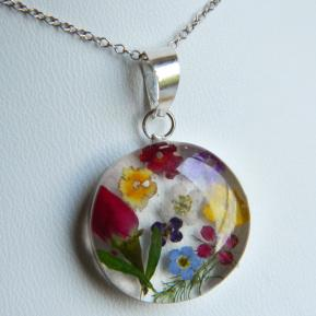 Medium Wild Flower Pendant.6.Round.JPG