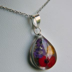 Medium Wild Flower Pendant.7.Teardrop.JPG