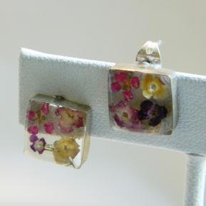 Wild Flower Post Earrings.1.Square.JPG