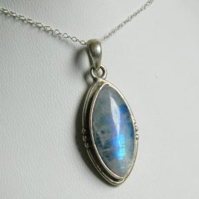 Moonstone Sterling Pendant.48.JPG