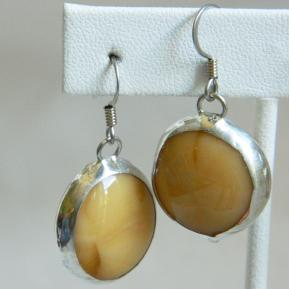 Jewel Earrings.5.Captivating Caramel.JPG
