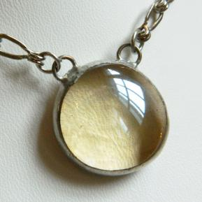 Small Jewel Necklace.6.Champagne Chic.JPG